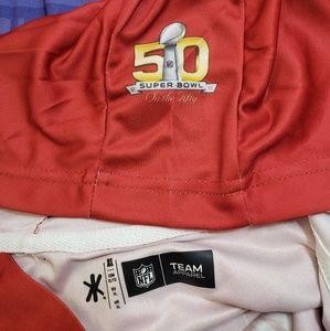 NFL Shirts - NWT, New York Giants Champions Hoodie Tee, XL